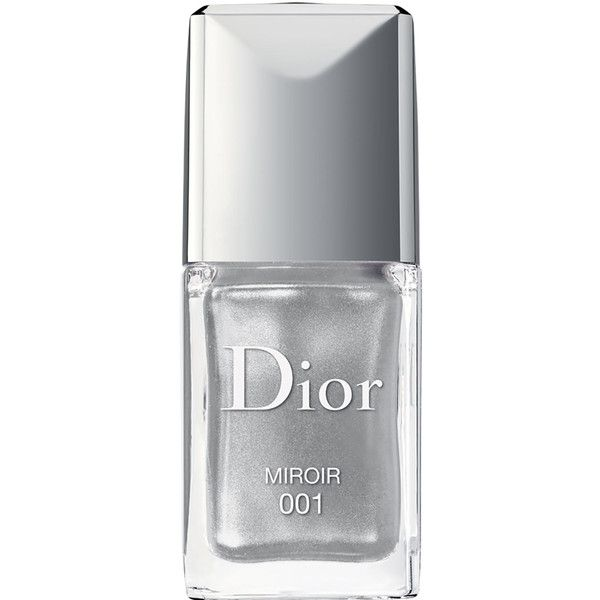 Dior Beauty Limited Edition Dior Vernis Gel Shine & Long Wear Nail... found on Polyvore featuring beauty products, nail care, nail polish, esmalte, makeup, filler, holiday nail polish, christian dior, gel nail color and christian dior nail polish