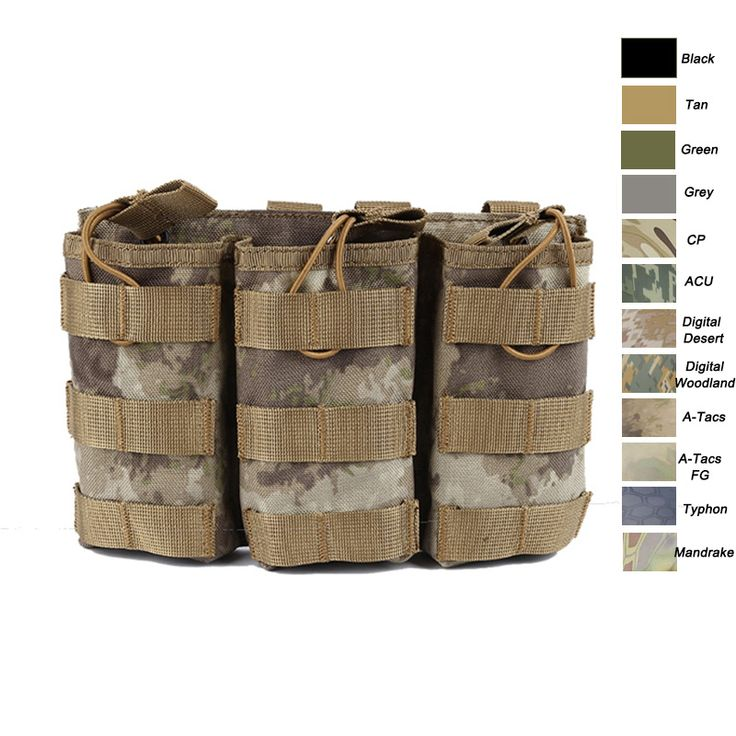 Tactical Pack, Tactical molle pouch, Tactical Bag, Molle bag, Military pack, Camouflage pack,mag pouch, magazine pouch,Mag Holder, Cartridge Clip-Product Center-Sunnysoutdoor Co., LTD-