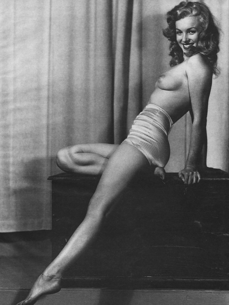 from Lawson lovely nude marylin monroe