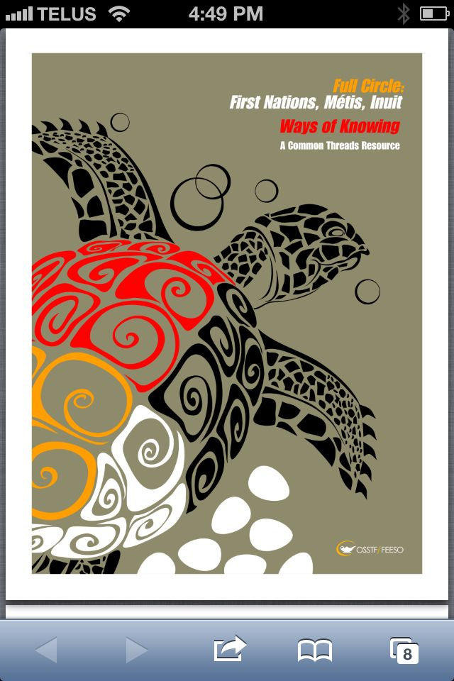 First Nation's ways of knowing - a comprehensive guide for educators