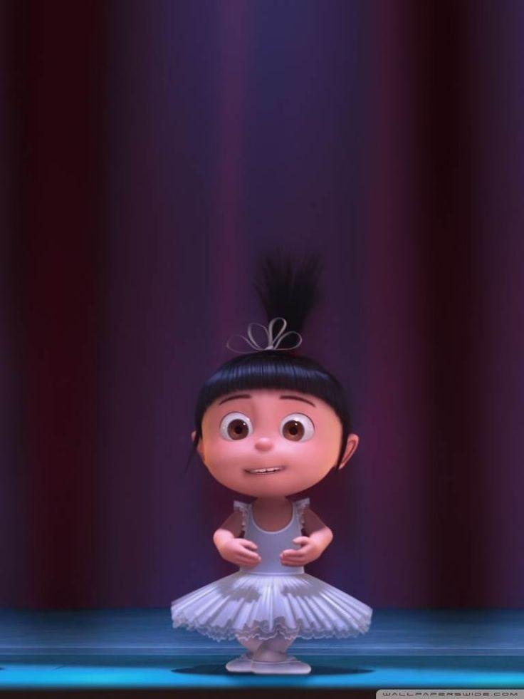 + images about Agnes on Pinterest 768×1024 Despicable Me Agnes | Adorable Wallpapers