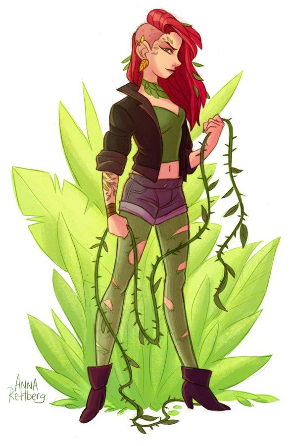 Anna Rettberg: Poison Ivy