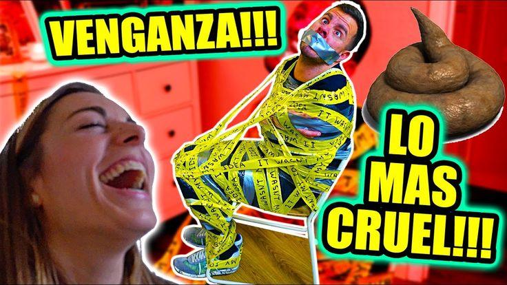 VENGANZA!!! ESTO ES LO MAS CRUEL!!!! ·VLOG·