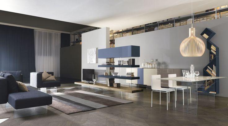 Mobili di design Lago per arredare casa e ufficio. Cucine e soggiorni di design, pareti attrezzate e mobili modulari per camere da letto, camerette e bagni.