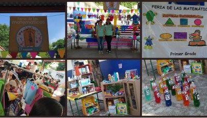 NUEVA Feria MATEMÁTICA, ideas para trabajarlas AL AIRE LIBRE