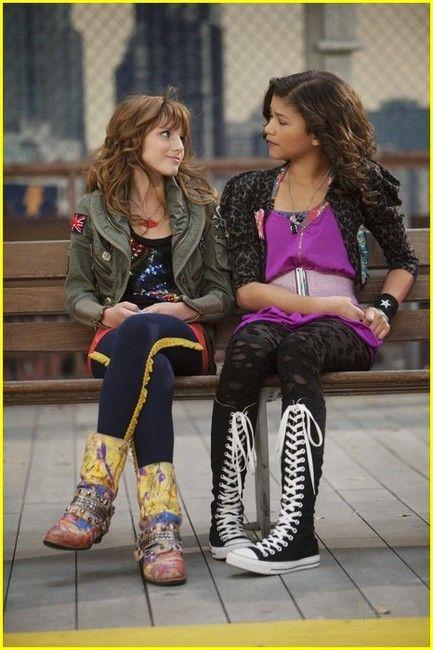 Bella Thorne & Zendaya