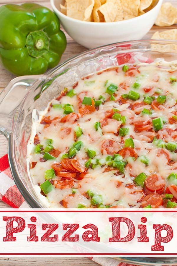 This Is Always A Party Hit This Hot Pizza Dip With Cream Cheese And Sour Cream Is Perfect For A Christmas With Images Pizza Dipping Pizza Appetizers Appetizers For Party