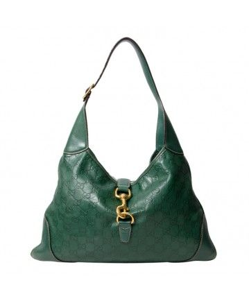 Gucci Green Monogram bag; 295€ Labellov