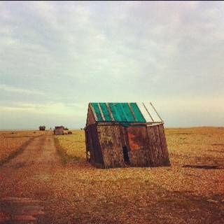 A fisherman's hut at Dungeness