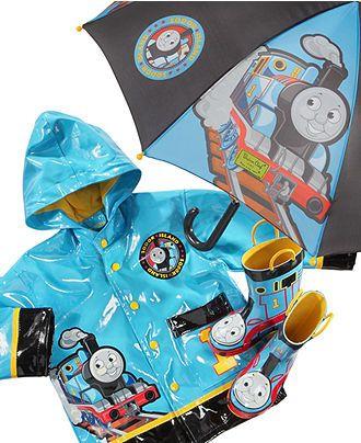 Western Chief Kids Rainwear, Boys Rain Gear Set - Kids - Macy's