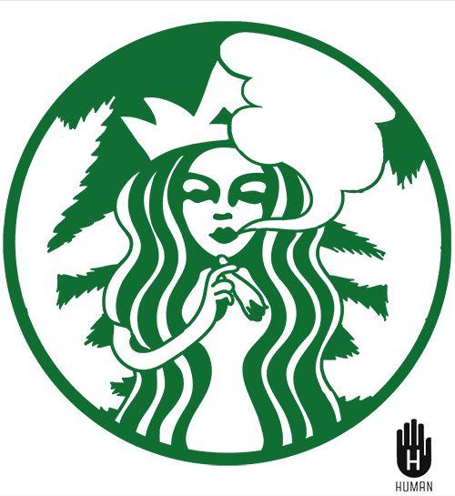 Weed and Starbucks #cannabis #marijuana