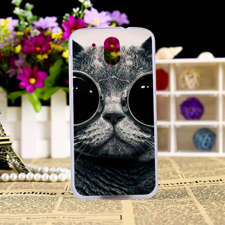 Hard Plastic&Soft TPU Phone Cover For HTC Desire 526 326 526G 526G+ 326G Cases Cool Skull Cute Minions Flower Protective Shell