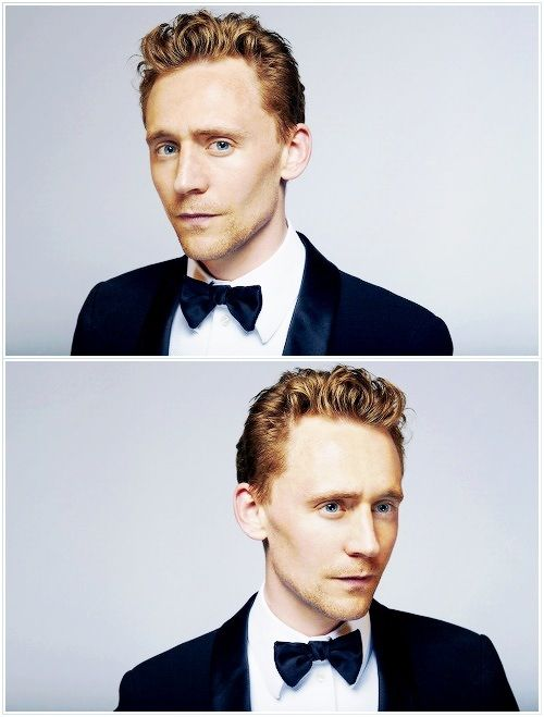 Tom Hiddleston 😍
