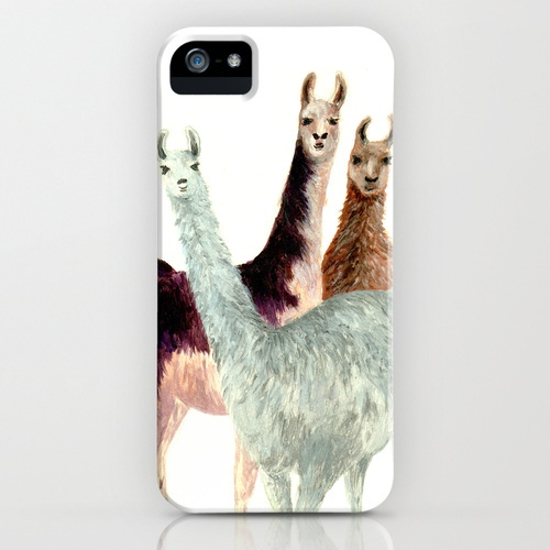 Llamas iPhone Case. I need this phone case!!!
