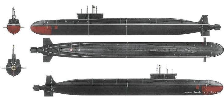 Borei-class submarine                                                       …