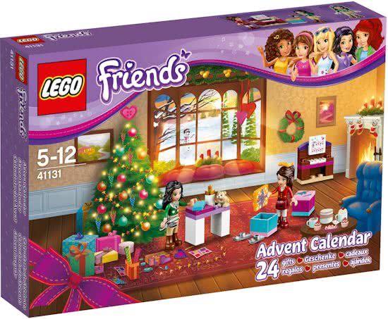 LEGO Friends Adventskalender 2016 - 41131