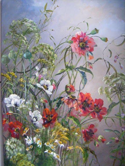 (3) Gallery.ru / Фото #1 – Акварели Sylvie Fortin – Anneta2012