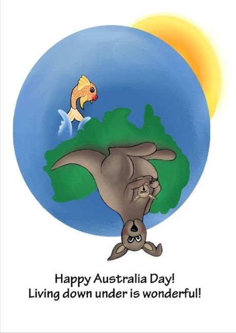 8 best australia day greeting cards images on pinterest greeting want to send an australia day greeting card to family friends or customers click m4hsunfo