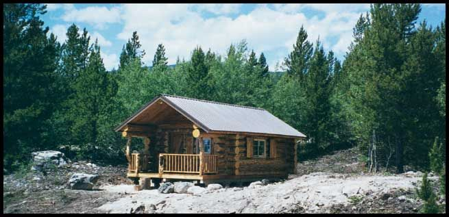 1000 images about montana mobile cabins on pinterest for Montana home builders
