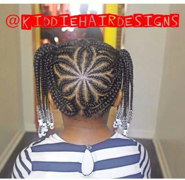 Peachy 1000 Images About Kiddies On Pinterest Cornrow Designs Cornrow Hairstyles For Women Draintrainus