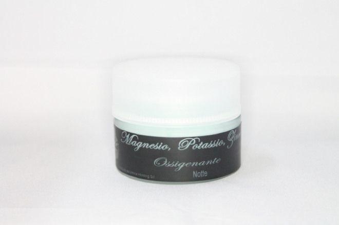 Crema Viso Magnesio Potassio e Zinco