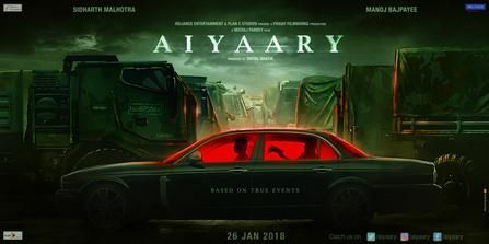 Aiyaary Movie Review 2018, Wiki, Star Cast & Crew, Release Date, First Look, Official Trailer