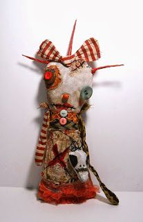 Junker Jane Art Dolls and Soft Sculptures