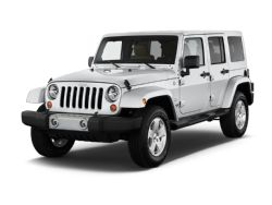 2012 Jeep Wrangler Unlimited Prices, Specs & Reviews - Motor Trend Magazine