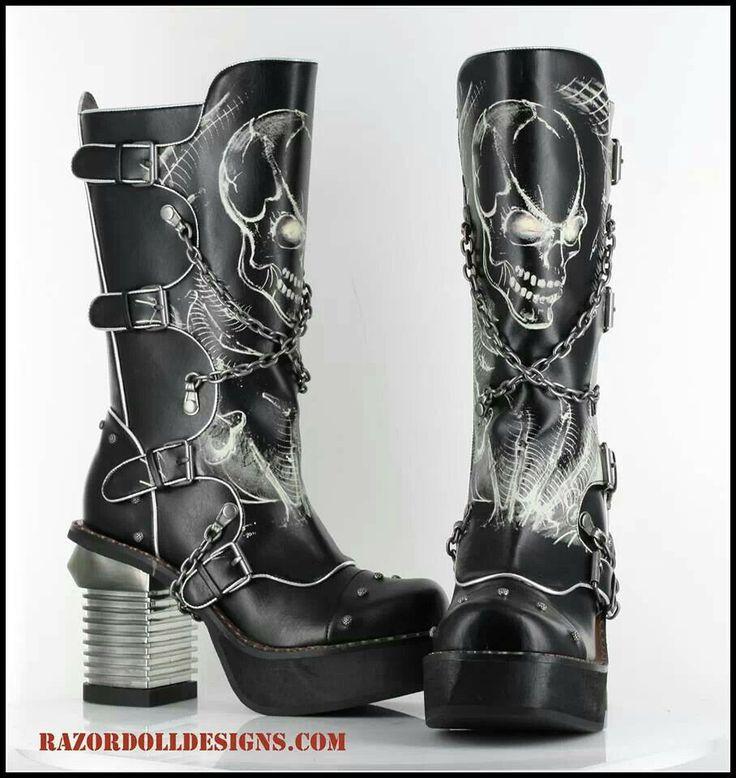 Kick Ass Boots 101