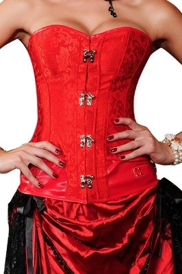 Women Red Erogenous Overbust #Corset @ Only US$ 9.99 FeelinGirlDress Manufacturer #Wholesale all kinds of Women Corset, Red Corset, Erogenous Corset, Overbust Corset and so on with high quality and reasonable price. Order Online Now! http://www.feelingirldress.com/Women-Red-Erogenous-Overbust-Corset-p6991.html #SexyBra #SexyDress #Babydoll #OverbustCorset