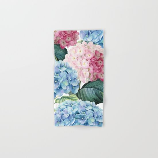 #flowers #floral #towel Available in different #giftideas products. Check more at society6.com/julianarw