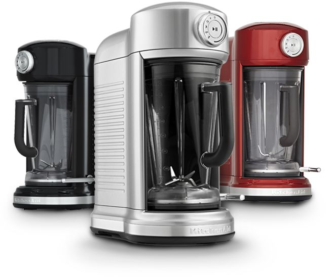 Magnetic Drive Torrent Blender | KitchenAid available March 2015 Just got mine! Haven't used it, but it's Uber sexy! ;)