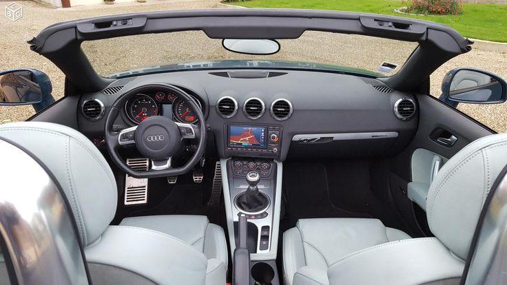Audi TT Roadster 3.2 V6 250ch Quattro