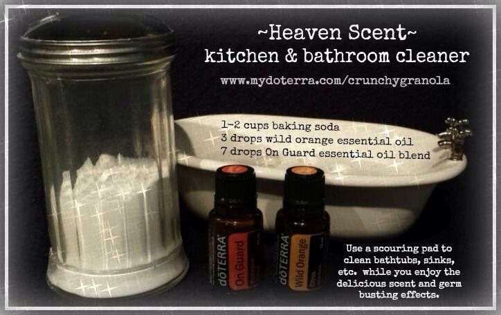 17 best images about doterra on pinterest homemade face - Diy bathroom cleaner essential oils ...