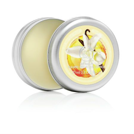 The Body Shop Vanilla Brulee Limited Edition Lip Balm