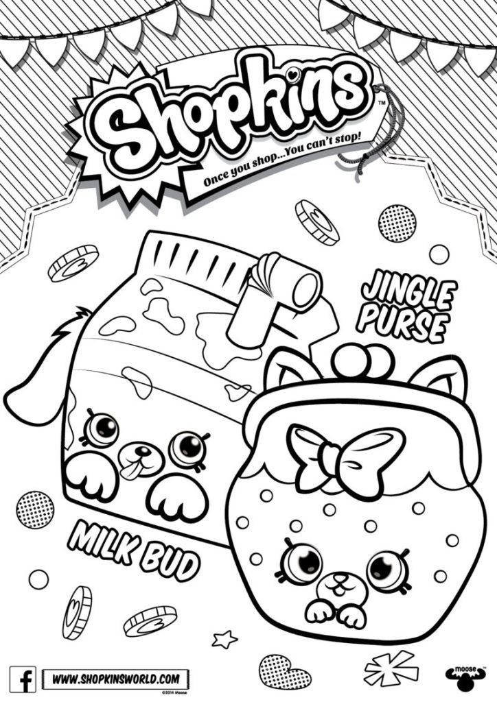 4 Seasons Colouring Sheets : 11 best shopkins coloring images on pinterest