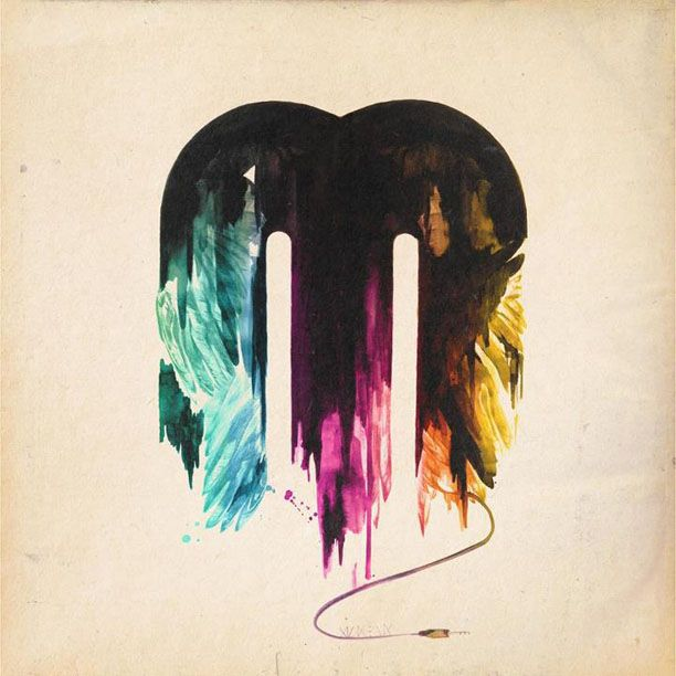 108 best album covers images on pinterest album covers cd cover madeon the city ep malvernweather Choice Image