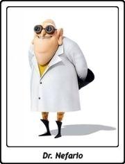 Dr. Nefario / Gru, mi villano favorito / Despicable Me / Los Minions / The Minions / Illumination / Pierre Coffin / Chris Renaud