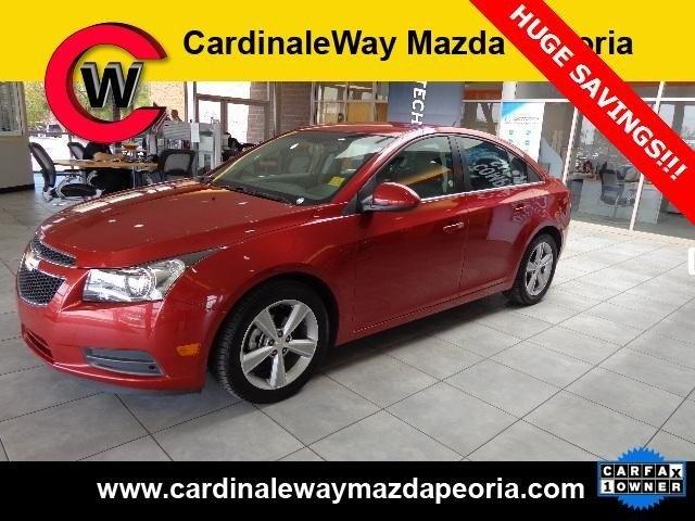 2012 Phoenix Chevrolet Cruze Phoenix AZ Peoria AZ Chevrolet Cruze LT w/2LT 2012 For Sale in Peoria, AZ