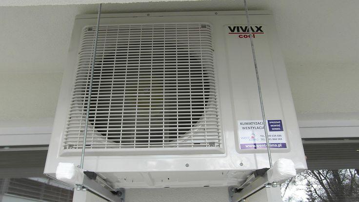 Jednostka zewnętrzna klimatyzatora Vivax