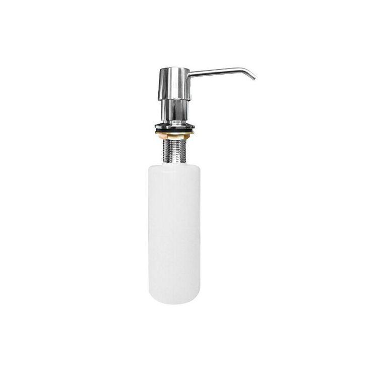 vigo vgsd001 self priming top filling soap dispenser chrome commercial bathroom accessories soap dispenser deck mounted