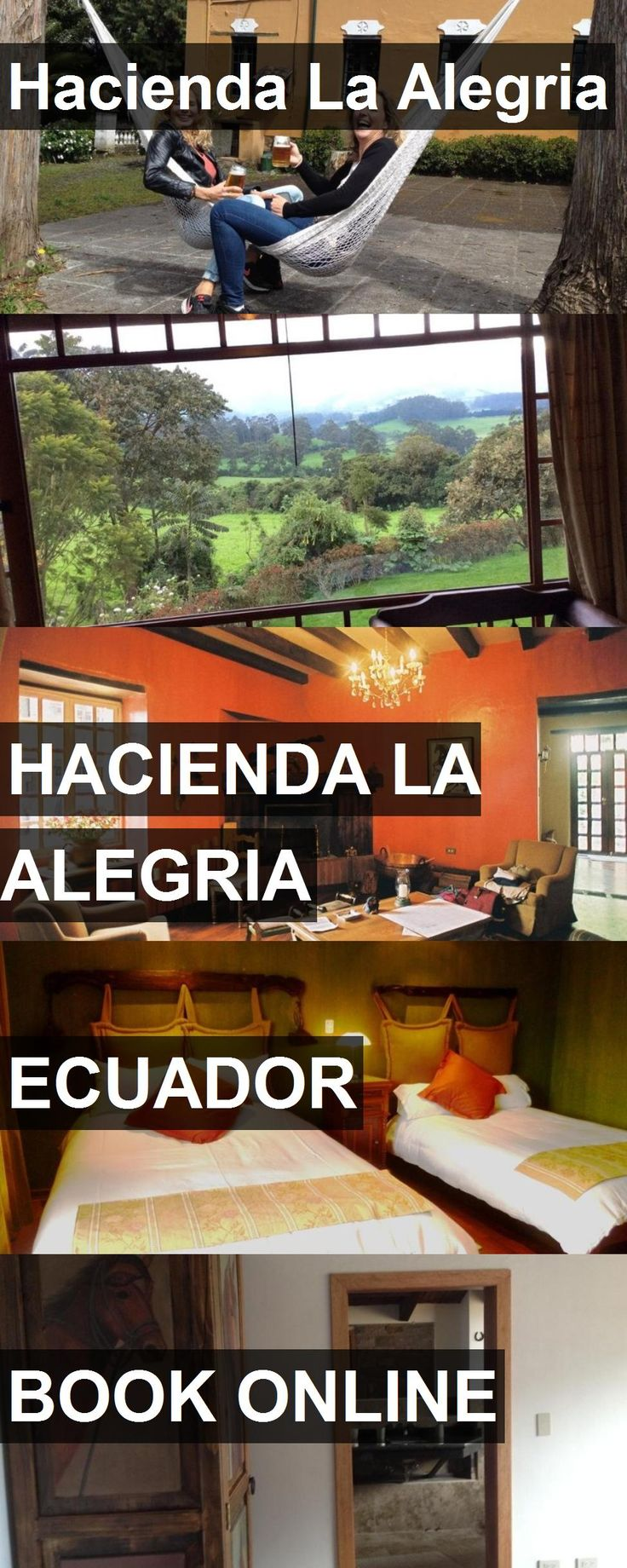 Hotel Hacienda La Alegria in Hacienda La Alegria, Ecuador. For more information, photos, reviews and best prices please follow the link. #Ecuador #HaciendaLaAlegria #travel #vacation #hotel