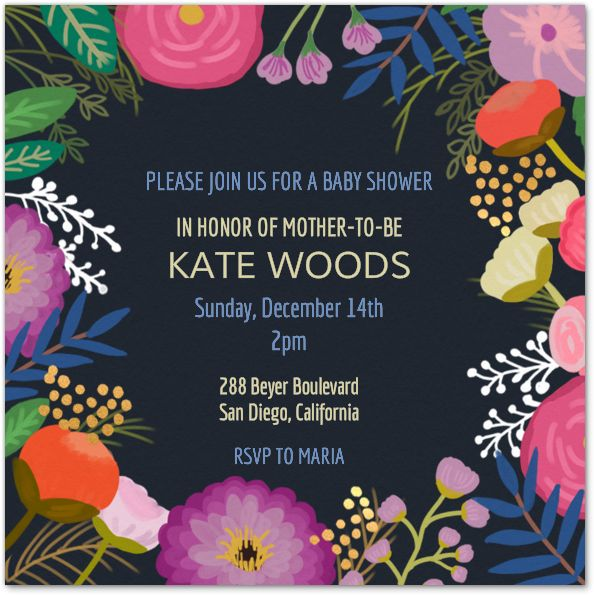 The 25+ best Online baby shower invitations ideas on Pinterest - invitations templates free online