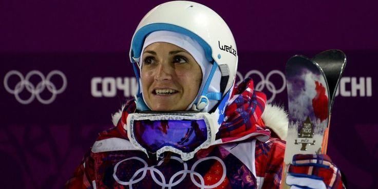 JEUX OLYMPIQUES - Grâce à Marie Martinod, la France a glané sa 15e médaille des Jeux Olympiques d'hiver, jeudi à Sotchi. La skieuse de Bourg-Saint-Maurice a décroché l'argent en halfpipe.