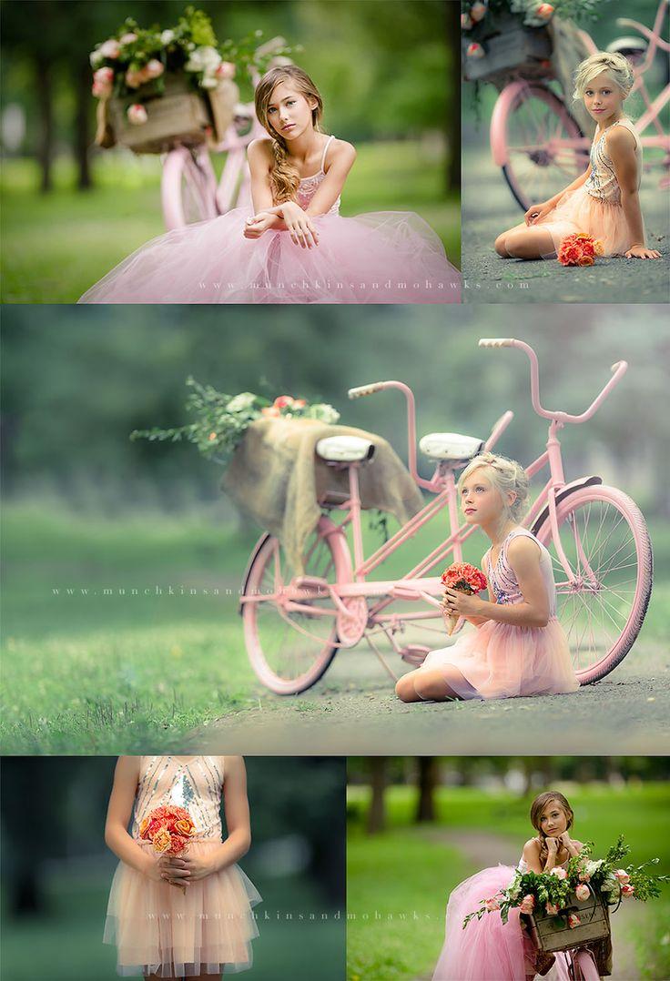 Luz, colores, bici                                                       …