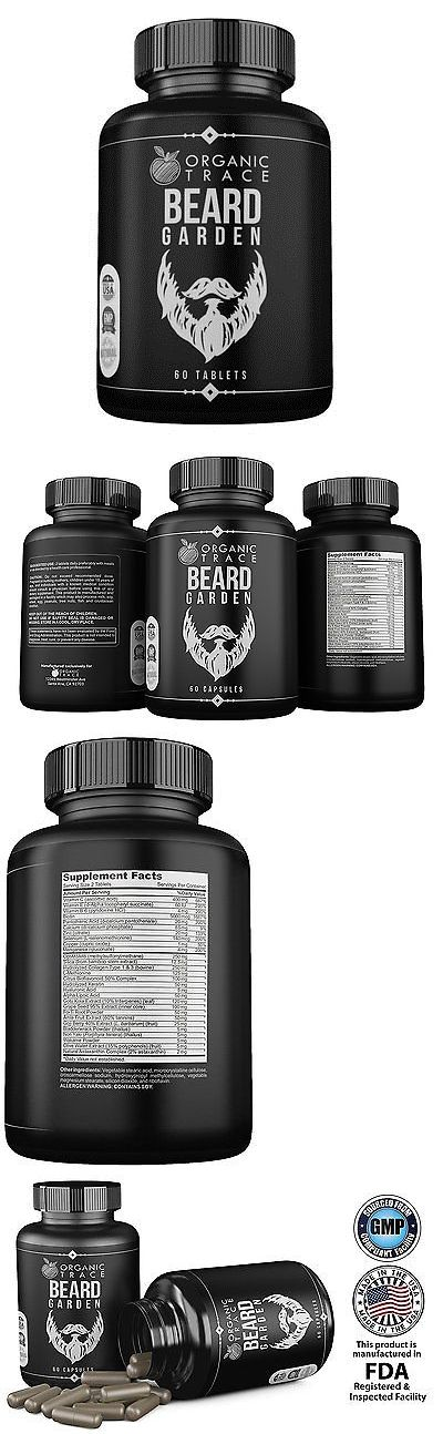 Hair Loss Treatments: Ultimate Facial Hair Grower Mustache Growth Fast Grow Rich Natural Full Beard -> BUY IT NOW ONLY: $32.33 on eBay!