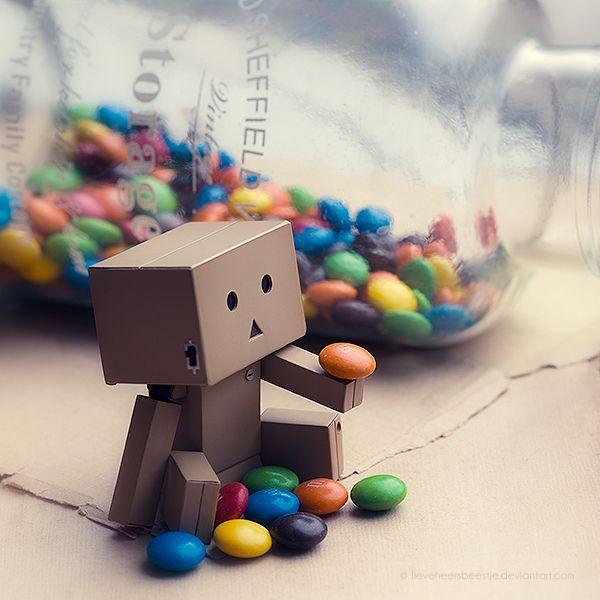 Sharing sweets by lieveheersbeestje.deviantart.com on @deviantART