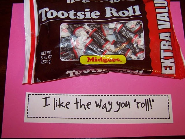 Valentine's Day. I like the way you roll :)