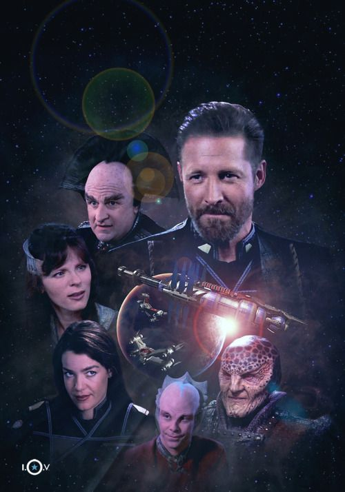 babylon 5 | Babylon 5: Season 5