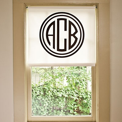 perfect for a bathroom window